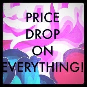 Price drop on entire closet :)